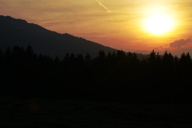 Sunset & Sunrise in the Dolomites