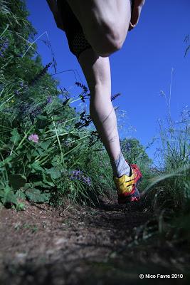 Shoot Trail Running dans le Mont Veyrier