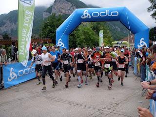 Maratrail de Faverges 2010
