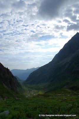 Mont Buet (3096m) par le Vallon de Bérard