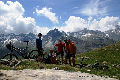 VTT Val de Cogne – Passo d'Invergneux (31km – 1500D+)