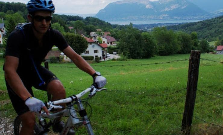 VTT – Montagne d'Entrevernes ; Boucle du Laudon (20km/800D+)