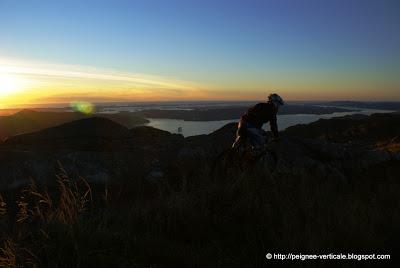 Sunset shots from Ulriken (643 mt – Bergen)