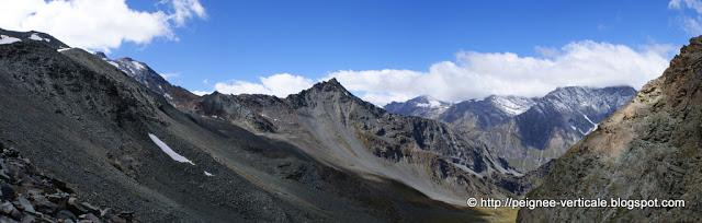 Val di Rhêmes – Col d'Entrelor (3007 mt)