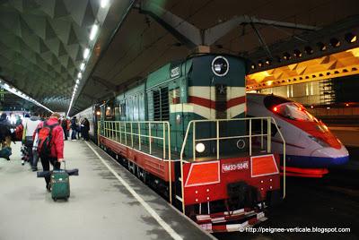 Une semaine en Europe de l'Est, 2ème partie : Moscou, Helsinki, Stockholm
