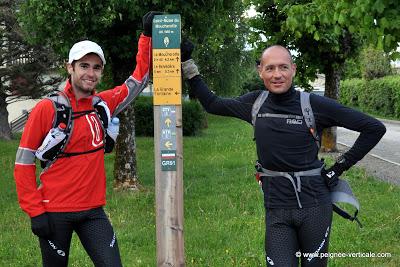TDV – 1ère étape : St Nizier – Gresse en Vercors (55km – 2400+)