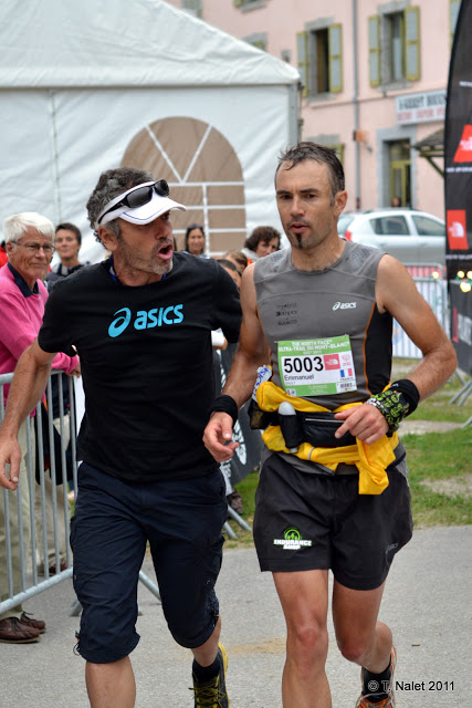 Reportage photo sur l'UTMB 2011