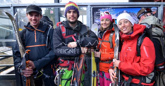 Chamonix-Zermatt : 2 étapes et puis s'en va !