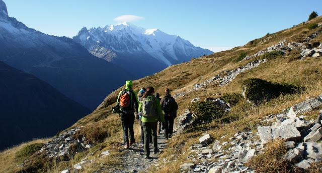Concours : 1 dossard sur le Marathon du Mont Blanc à gagner!