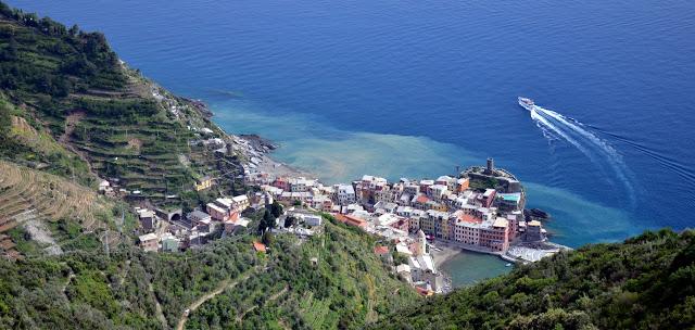 Escapade dans les Cinque Terre (Italie)