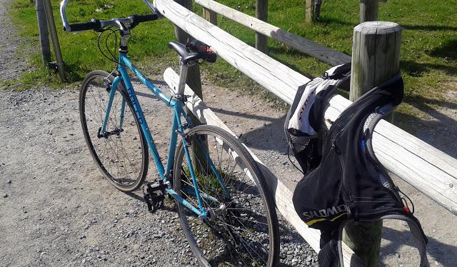 100km…à vélo! (Col de la Croix-Fry & Col des Aravis)