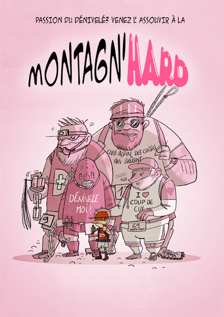 Suivez mon agonie en direct à la Montagn'Hard (60km – 5.000D+)!
