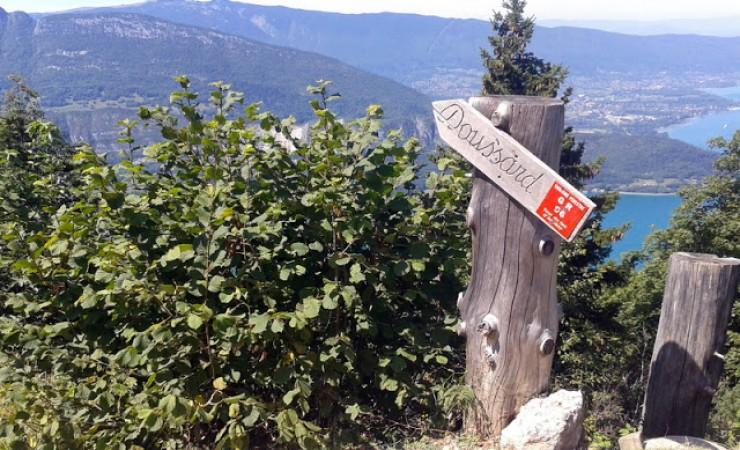Grand tour du lac d'Annecy en VTT (82km – 2200D+)