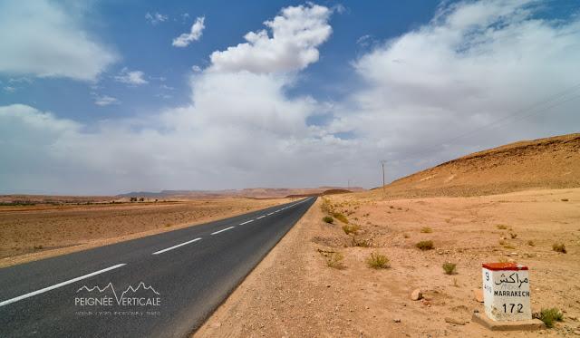 Maroc 2012 : Portfolio – Les bornes kilométriques