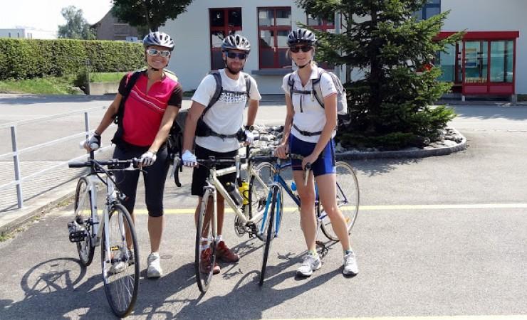 Tour du Lac de Constance à vélo (240km)