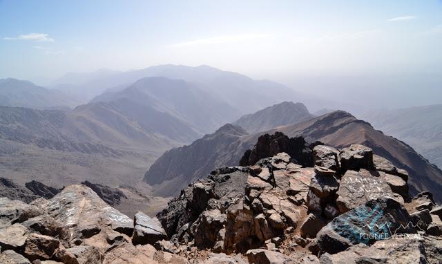 Maroc 2012 : Ascension du Jbel Toubkal (4167m)