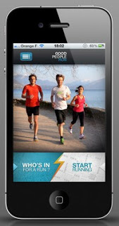 GoodPeopleRun.com lance son application mobile iPhone/Android !