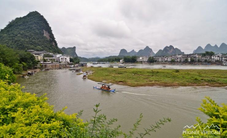 Chine 2013 : Guilin et Yangshuo, les merveilles de la rivière Li