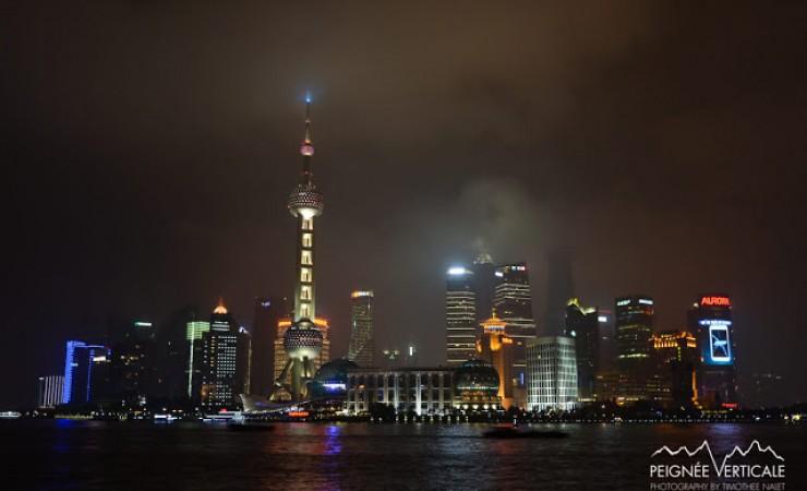 Chine 2013 : Shanghaï, la ville-pays !