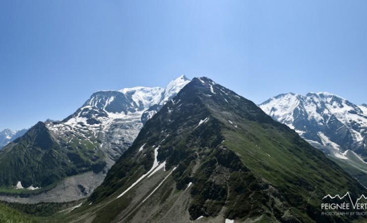 Mont Vorassay (2299m), en A/R depuis Les Houches