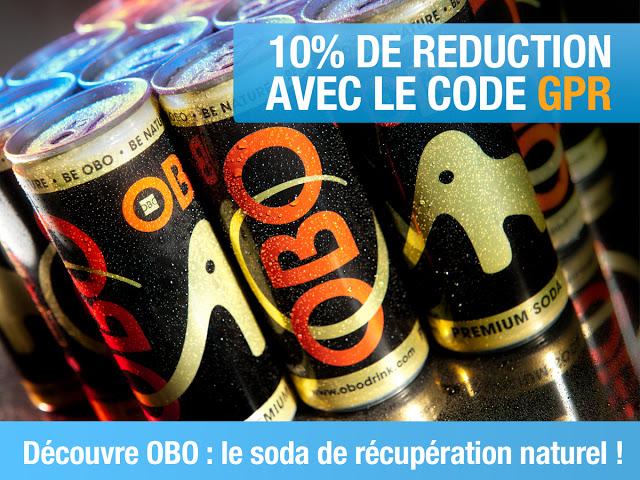 [Test] OBO, le soda naturel