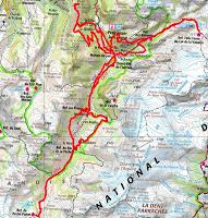 Tour des Glaciers de la Vanoise 2013 (65km – 3800+) : Une journée «confort»
