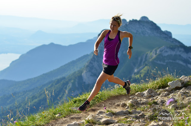 Photoshoot Trail au féminin à la Tournette (Annecy)