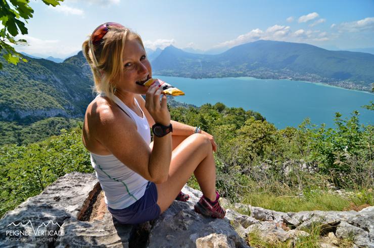 Photoshoot au Mont Veyrier (Annecy) avec Anna Frost (2/2) !