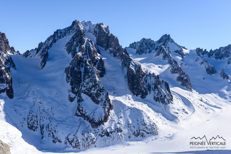 Traversée Grands Montets > Le Tour : l'itinéraire des 3 cols