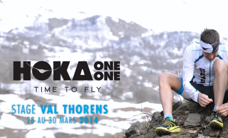 [Vidéo] Dans les coulisses du Team Hoka 2014