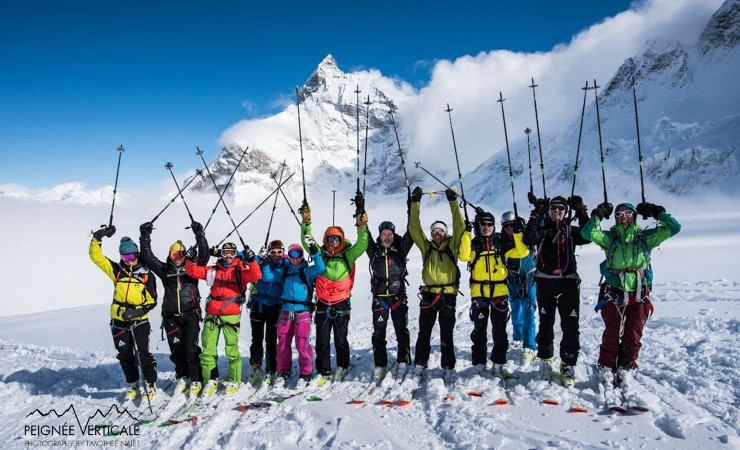 La Haute-Route (Chamonix > Zermatt) : enfin cochée !
