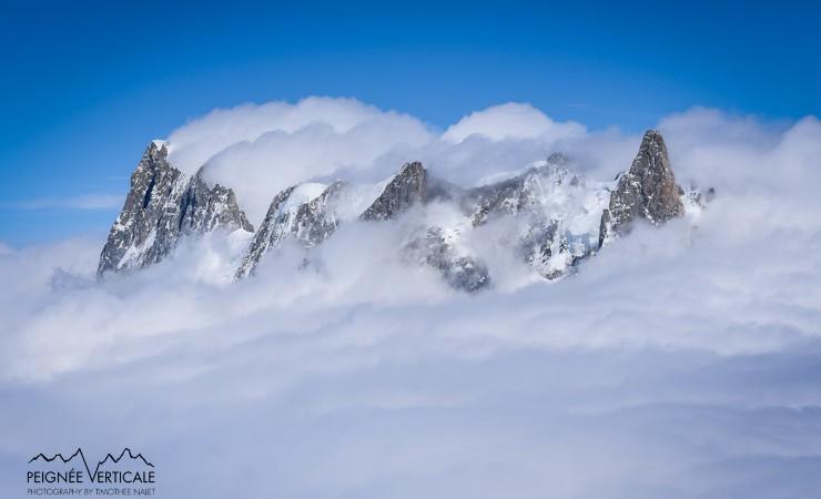 Un but au Mont-Blanc pour clôturer la saison de ski !