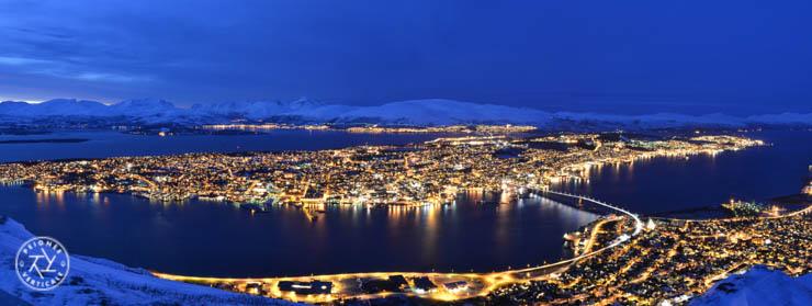 Tromsø SkyRace (45km – 4400+) : le Nord Extrême !