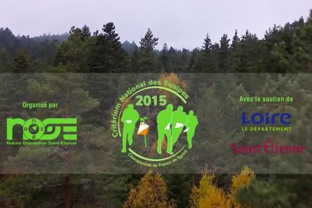 [Vidéo] Les championnats de France de C.O. 2015 !