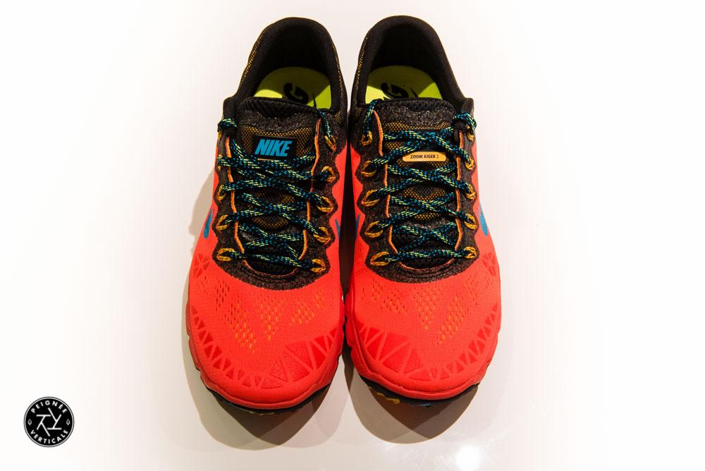 Nike Zoom Terra Kiger 2 : vue dessus