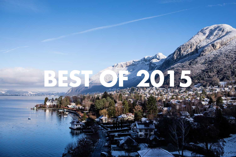 2015 en 13 photos !