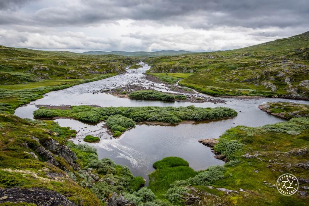 Le plateau du Hardangervidda