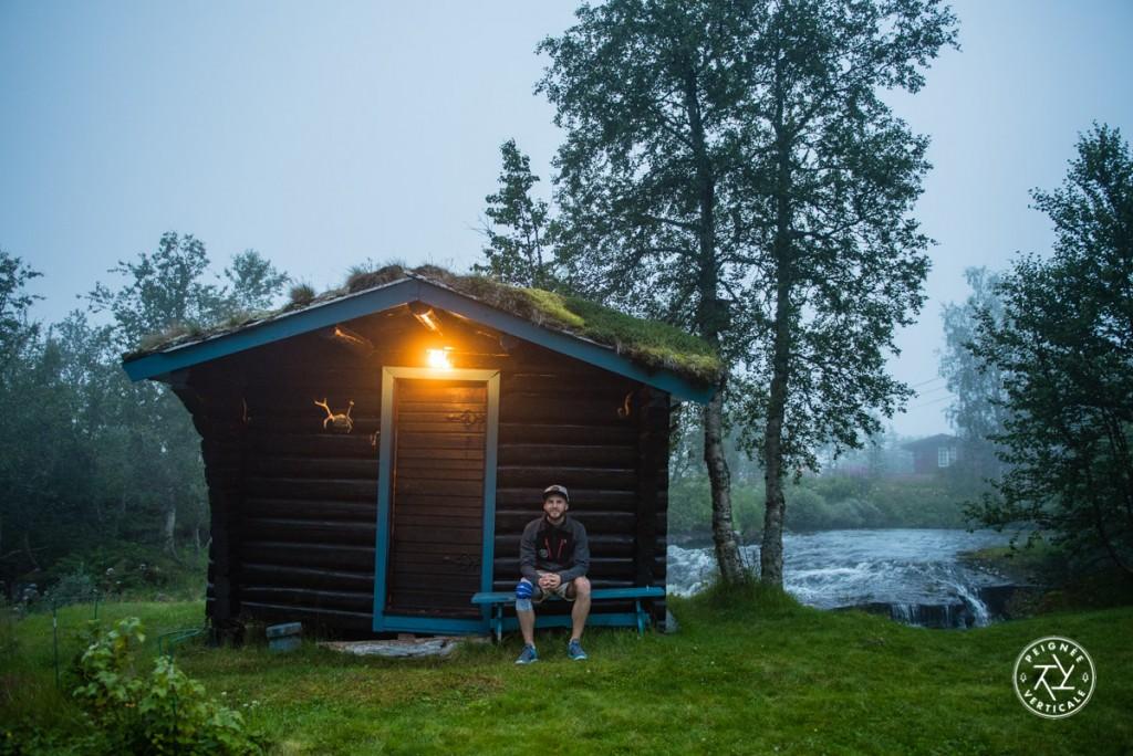 Cabine norvégienne