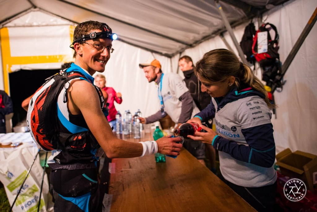 Bertrand Collomb-Patton UTMB 2016