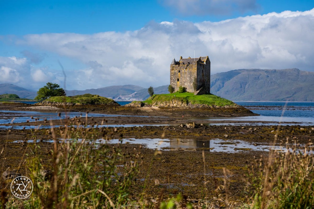 Stalker Castle - Port Appin
