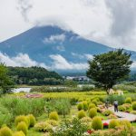 Mont Fuji depuis Kawaguchiko