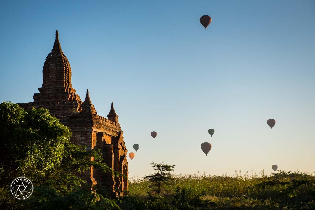 Bagan - La plaine des temples