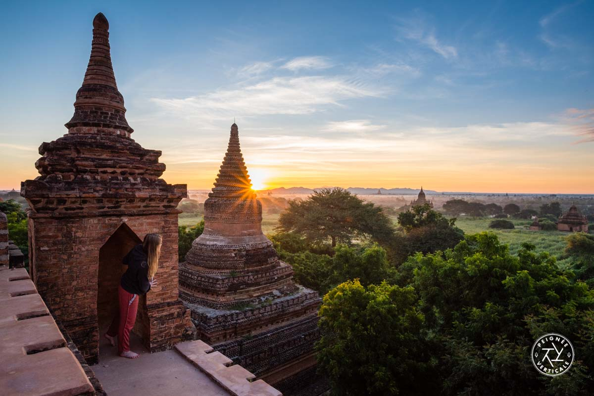 Bagan - Pagode Lowka Ou Shang