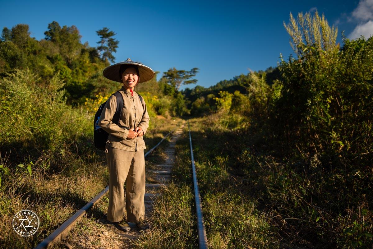 Guide de trekking en Birmanie