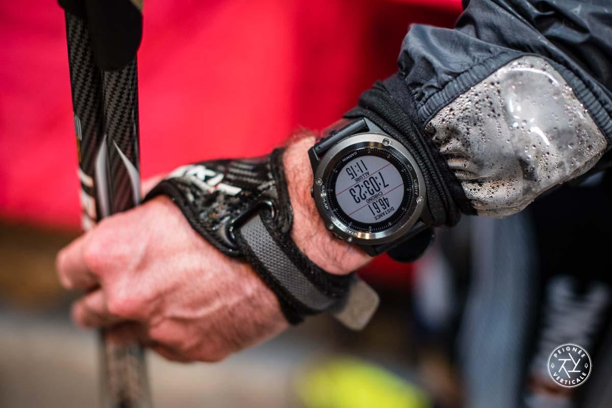 Montre GPS Garmin pour le Trail