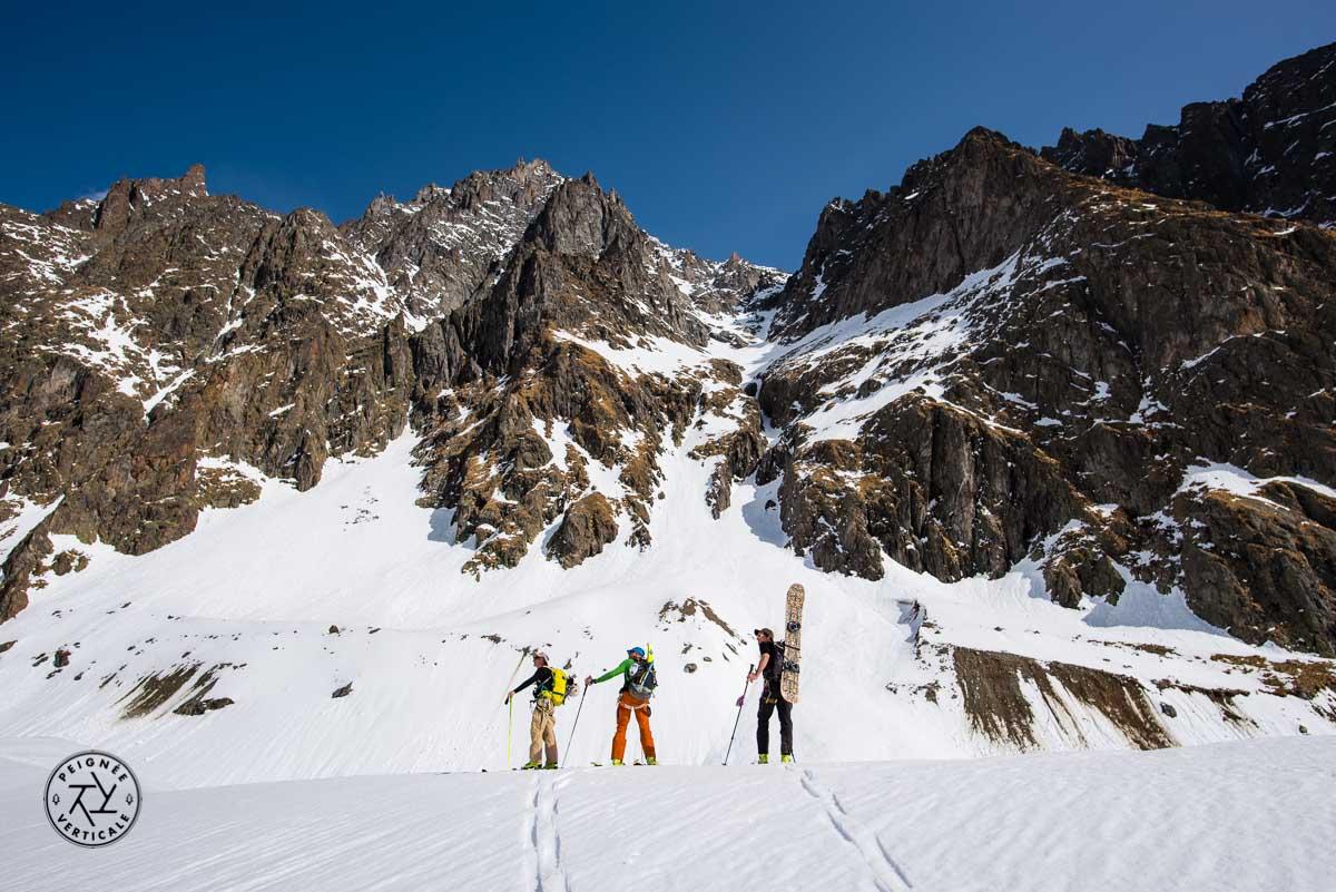 Les copains au ski