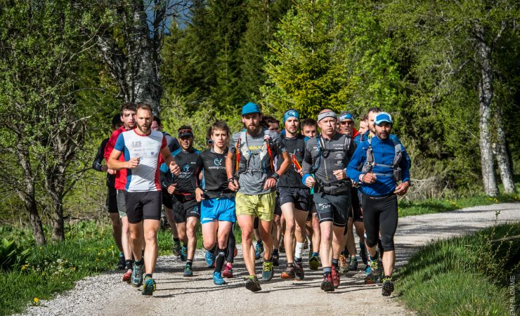 La Traversée du Jura (190km – 7800+) en 26h30 !