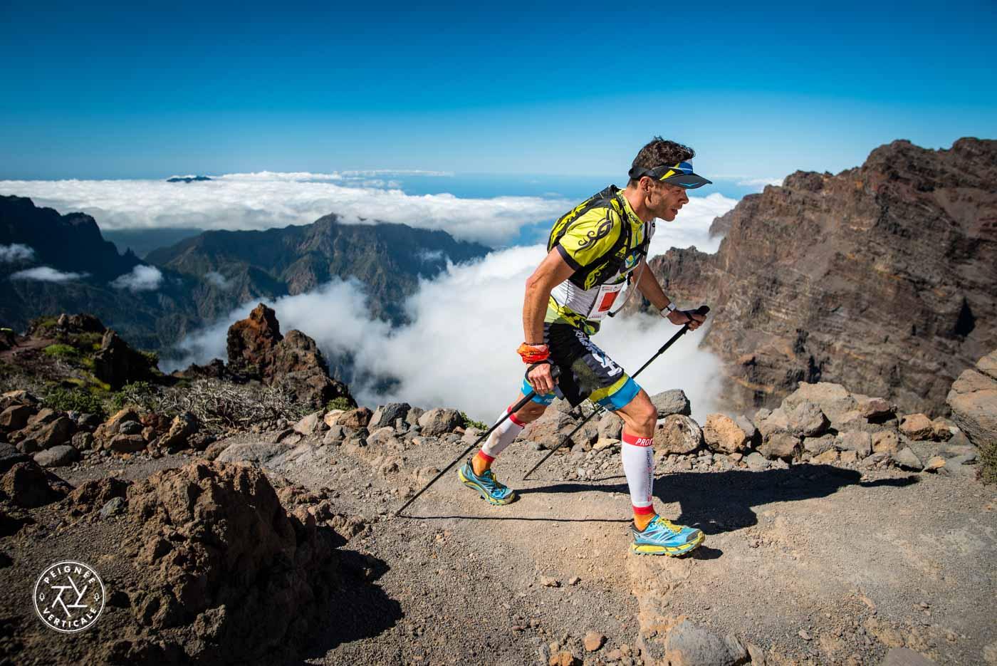 Reportage trail Transvulcania 2017