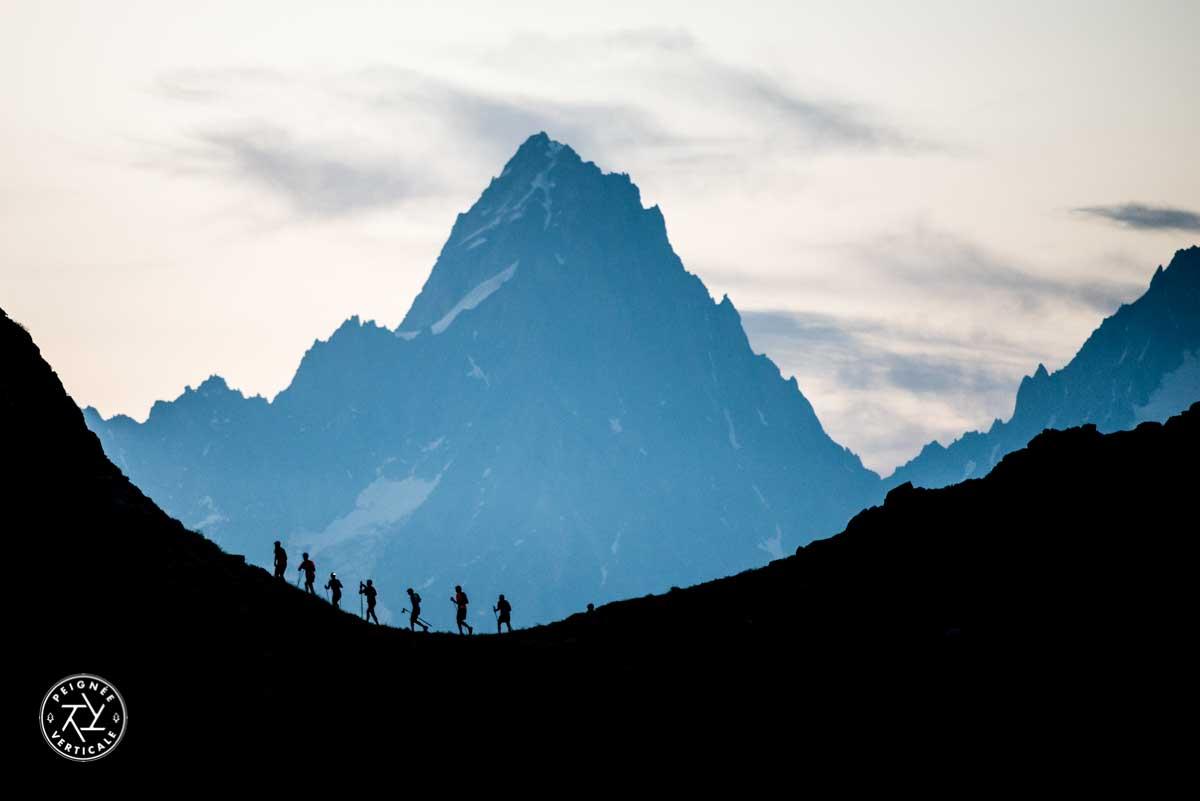 Marathon du mont blanc 2017 les plus belles photos peign e verticale - Mois du blanc 2017 ...