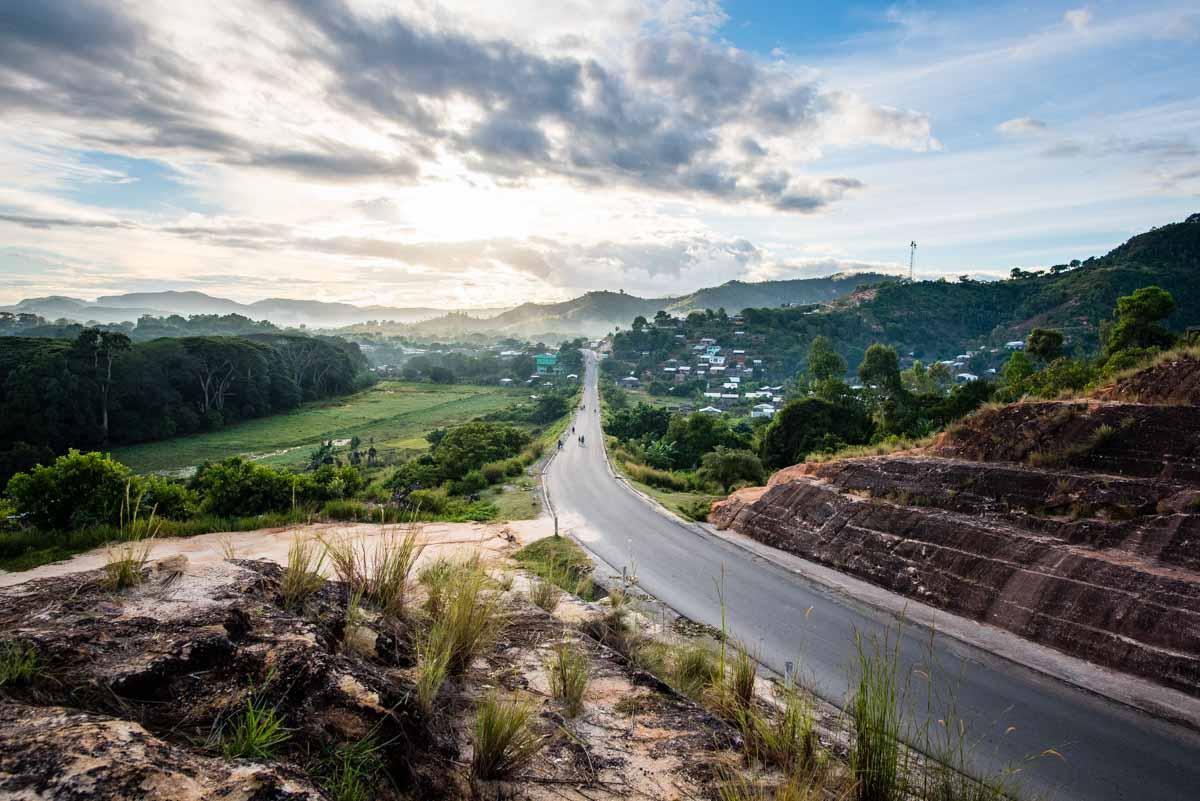 Campagne d'Ambanja - Madagascar